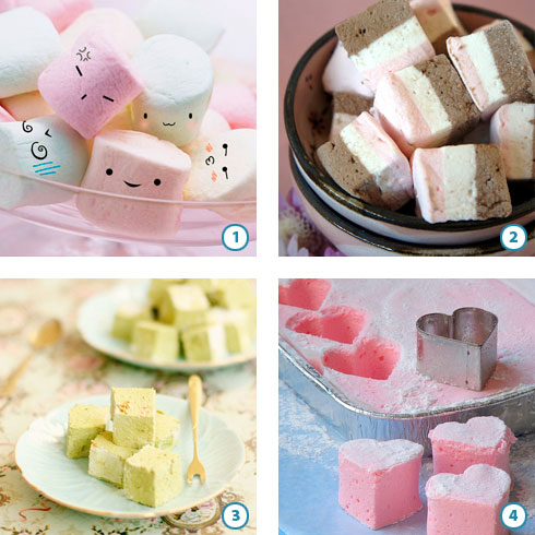 Marshmallow love