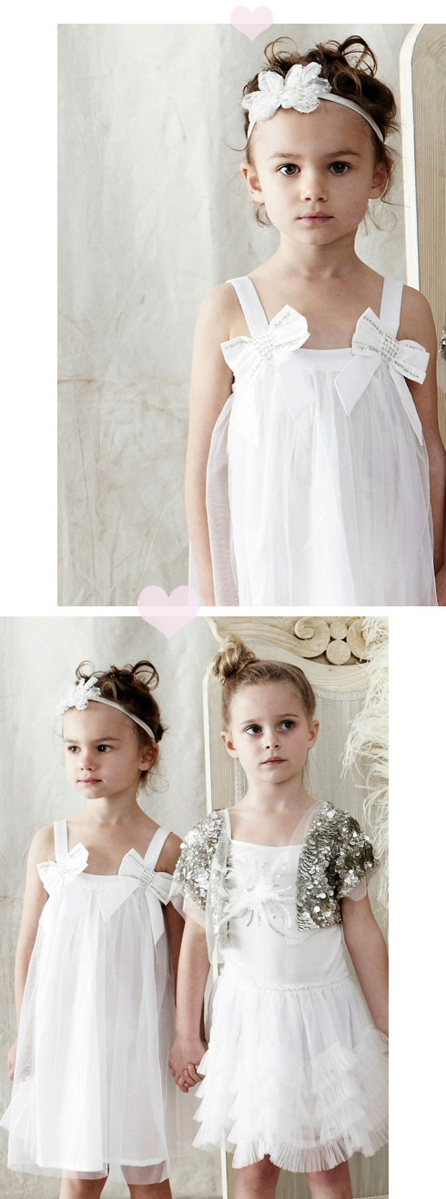 Tutu du Monde - Little Muffin dress